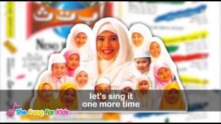A Ba Ta Tsa - Neno Warisman & Aulade Gemintang - The Song For Kids Official
