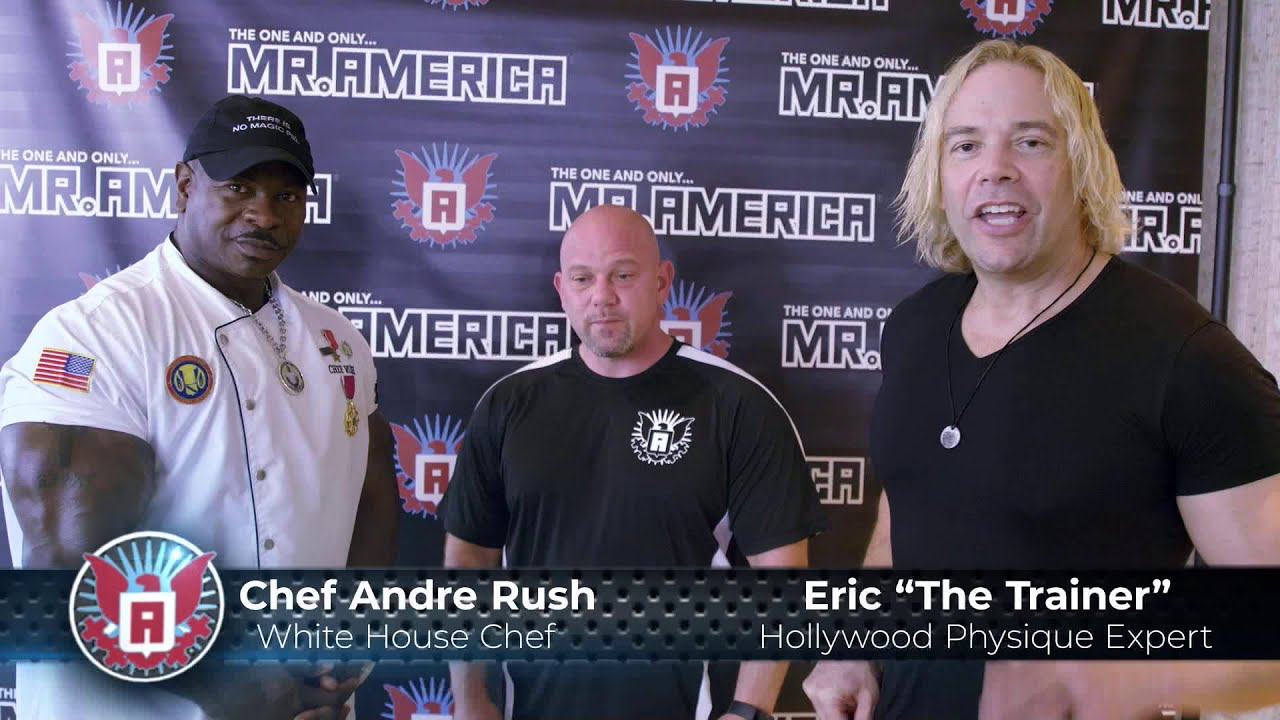 Promoter Marc Tauriello talks Mr. America during a Pandemic