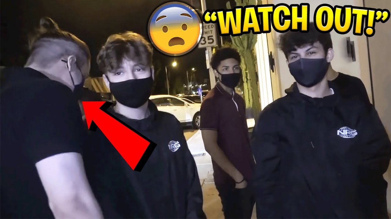 How Me & Clix Almost Got Jumped...😨 (Storytime)