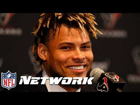 "Tyrann Mathieu, ""I'm very hungry"" on why he chose the Texans 