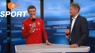 "Thomas Müller: ""The show must go on"" 