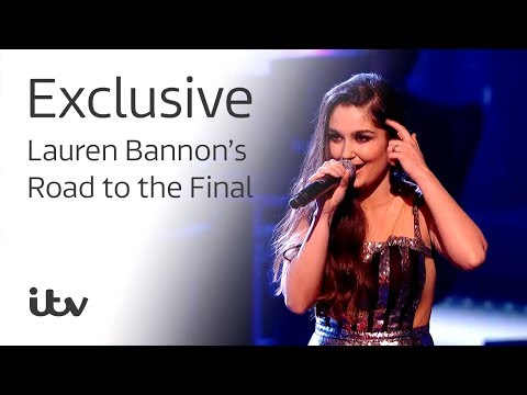 The Voice UK | Lauren Bannon's Road to the Final! | ITV Mp3