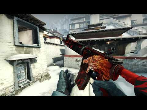 M4A4 Howl (scratchless) - Factory New - CS:GO Skin Showcase