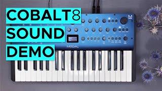 Modal Cobalt 8 Sound Demo (no talking)