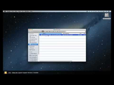 Re-Installing Pace iLok License Manager