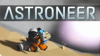 ЧТО НА САМОМ ДНЕ ЛУНЫ? - Astroneer #12