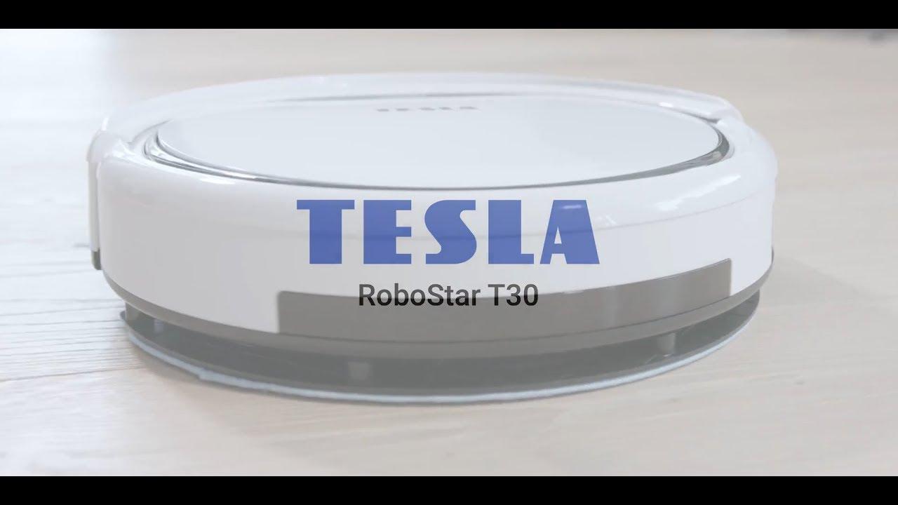 video TESLA RoboStar T30