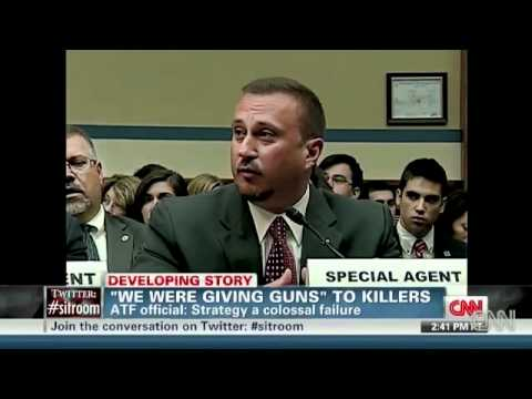 ATF Gave Thousands Of Guns To Cartels & Killers