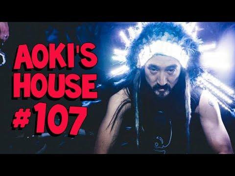 Aoki's House #107 - Flux Pavilion & Steve Aoki, Tommy Trash, Borgore & Waka Flocka Flame, and more!