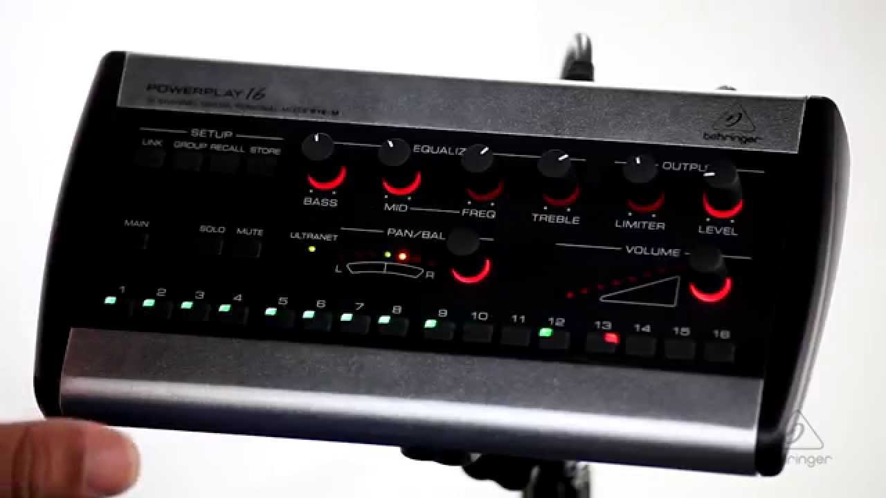 Behringer Xr18 Wiring Diagram Free Download Crossover X Air How To P16 Personal Monitoring With Ultranet X18 Youtube