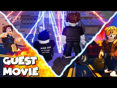 Roblox Guest Story Movie Roblox Music Video Youtube