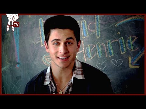DAVID HENRIE talks about Growing Up and Cuddling!