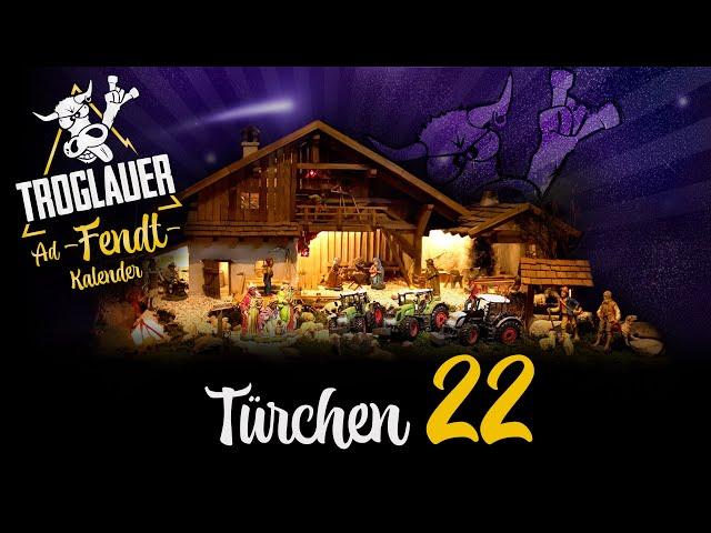 TROGLAUER - Ad-FENDT-Kalender - Türchen 22