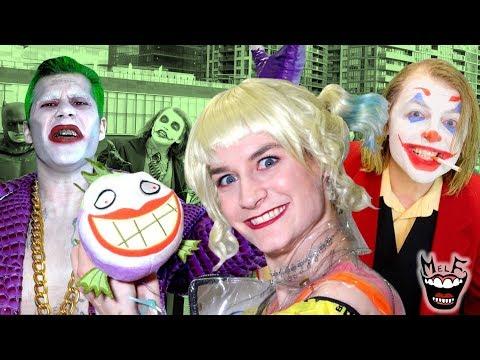 Joker Metal - Laughing Fish!! (Official Music Video) | Ft. Harley Quinn & Batman!!