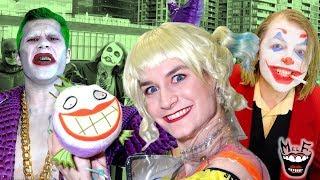 Joker Metal - Laughing Fish!! (Official Music Video)   Ft. Harley Quinn & Batman!!