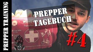 Prepper Tagebuch #4 - Erste Hilfe, Essen etc. | German HD 1080p