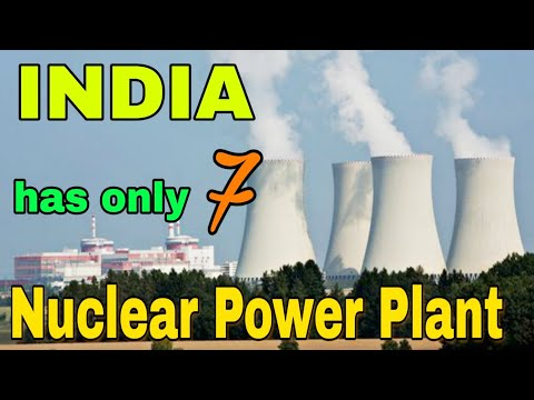 India's Nuclear power plant (In Hindi)