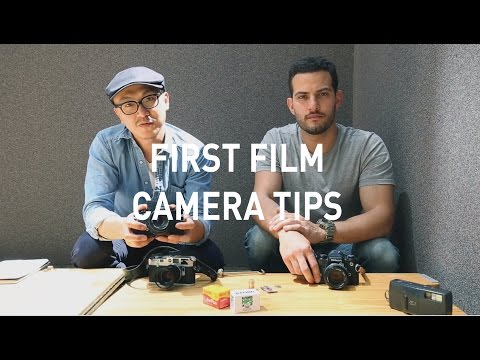Tips for your first film camera