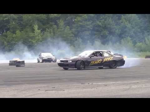 Club Loose North New Hampshire Speedway Drift 6-24-17