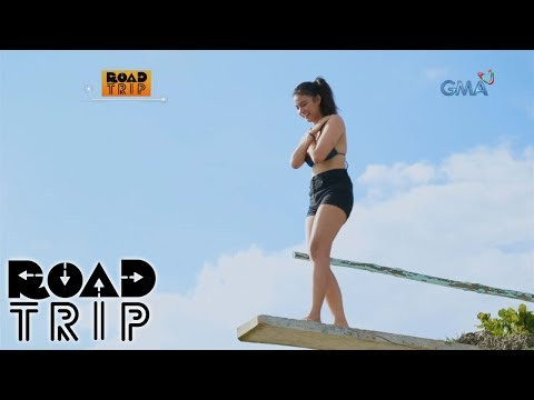 Road Trip: 20-feet cliff jumping experience in Ernest Point, Masbate