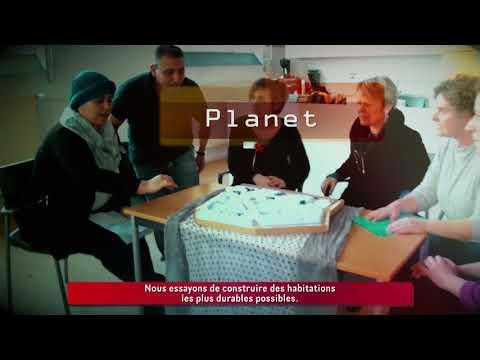 Community Land trust Brussels | Finalist(e) 2017