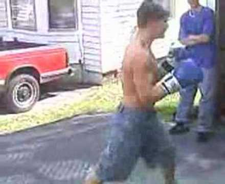 Matt saucier boxing 1