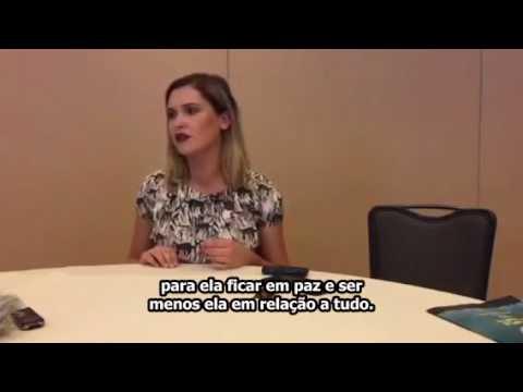 The 100 | Eliza Taylor fala sobre a Jornada de Clarke 5ª temporada [Legendado]