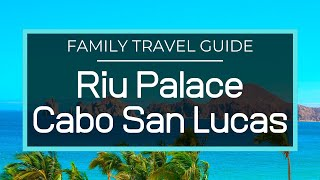 Riu palace - cabo san lucas - we made it!