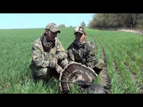 KS Governor's One Shot Turkey Hunt 2011 Chandler