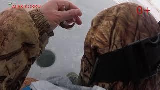 Рыбалка Тренировка Самаркандское водохранилище 15 02 2020