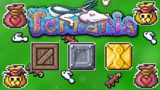 Terraria Let's Play - Opening Crates And Treasure Bags + Goblin Invasion! [26]
