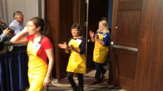 Sights And Sounds From The Pillsbury Bake-off