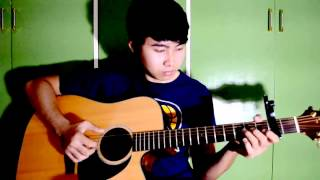 MYMP - No Ordinary Love (Fingerstyle cover by Jorell)