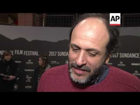 Luca Guadagnino, Armie Hammer premiere 'Call Me By Your Name' at Sundance