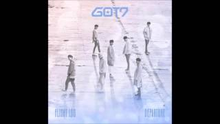 [AUDIO]GOT7 – FLIGHT LOG : DEPARTURE – 02.못하겠어