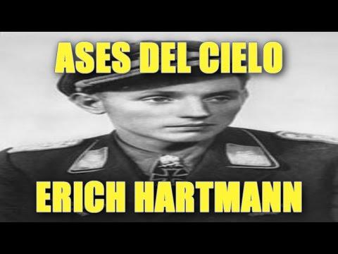 """ASES DEL CIELO! Erich """"Bubi"""" Hartmann El Diablo Negro!!"""