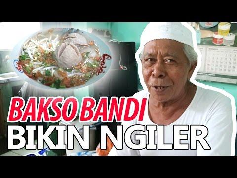 Kuliner Enak di Tangerang Warung Baso Mang Bandi (Baksonya Orang Tangerang) Dan Rujak Bebeg
