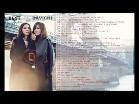 Davichi (다비치) Best Song & Single compilation