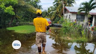 Humanity First Belize Provide RELIEF During FLOODS