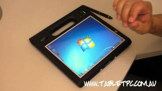 Motion Computing F5v - Rugged Windows 7 Tablet PC with Wacom Digitizer and Multi-Touch