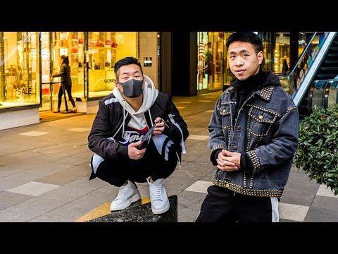 Как одеваются китайцы