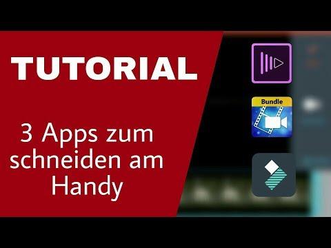 Die 3 besten Apps zum schneiden am Handy (Tutorial)