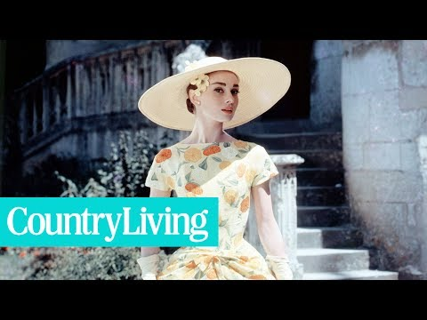 Audrey Hepburn's Rules of Style | Country Living