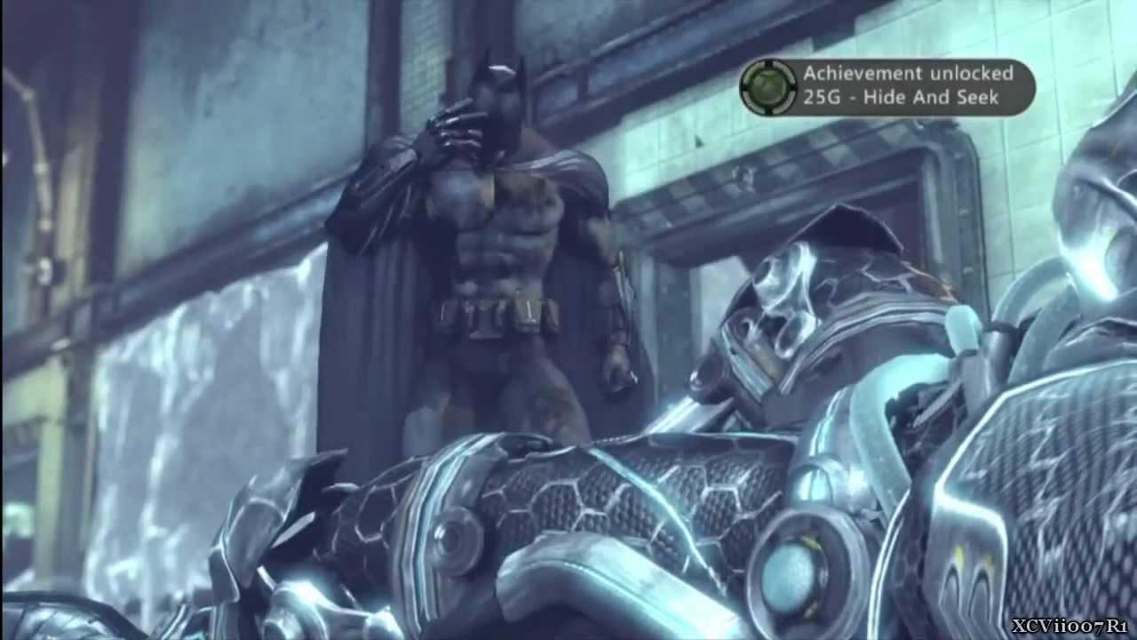 Batman: Arkham City - Walkthrough (Part 22) - YouTube