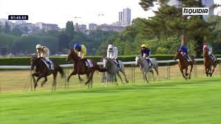 Vidéo de la course PMU PRIX MAURICE DE NIEUIL