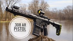 .308 AR Pistol - Saint Victor - Springfield Armory - First Thoughts