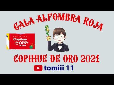 Gala Copihue De Oro 2021
