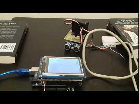 Arduino Mega - Sonar Projesi