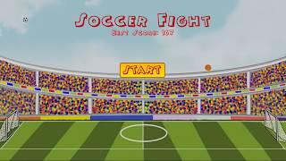 Soccer Fight - A Ludum Dare 41 game!
