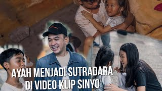 The Onsu Family - Ayah Menjadi Sutradara di Video Clip Sinyo